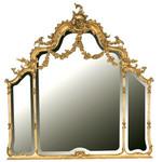miroir, tryptique,  wood-stock, attin